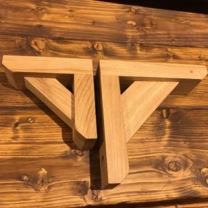 Reclaimed Softwood Corbels
